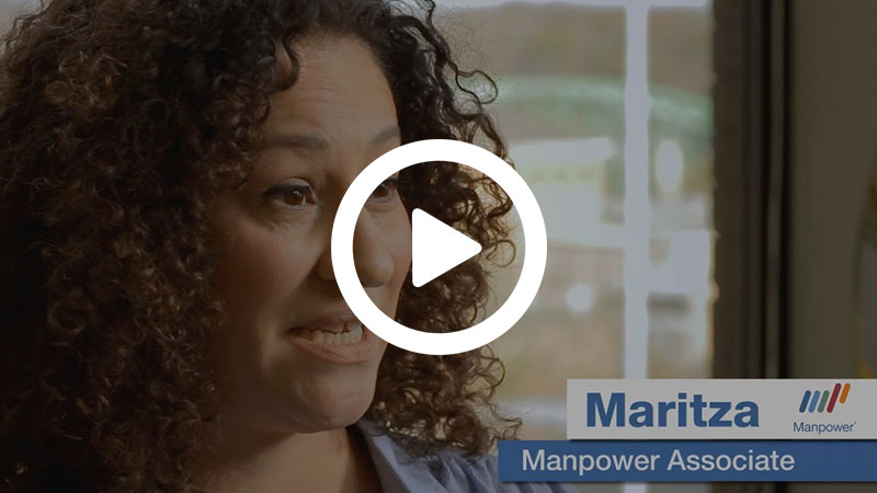 Meet Manpower Associate Maritza
